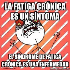 #80 Fatiga Crónica y Síndrome de Fatiga Crónica: no es lo mismo #fatigacronica #sindromedefatigacronica
