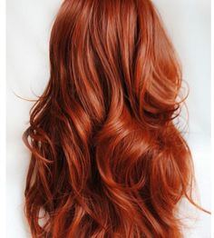 light copper soft waves