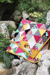 Nördika Quilt Triangular Close-Uphttp://www.craftproject.com.au/category/collections/art-gallery-fabrics/nordika/