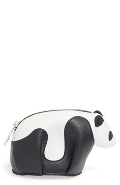 Loewe Panda Coin Purse available at #Nordstrom