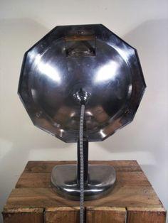 Vintage-Retro-1950s-Atomic-Heat-Lamp-Adjustable-Industrial-Steampunk-Table-Lamp
