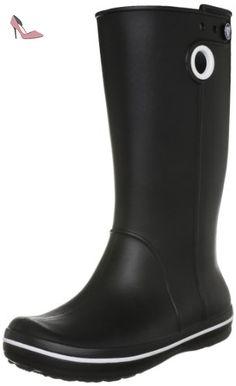 eb0ef940572932 Crocs - - Wellie fille Enfants de Iri Chaussures de pluie Botte ...