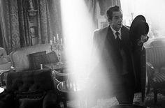 Ian McKellen by Phil Poynter.