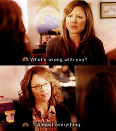 You're honest | 29 Reasons Why You Are Liz Lemon