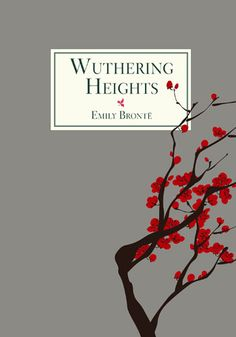Wuthering Heights by Emily Brontë. I am reading this book at the moment. A book you must read! I Love Books, Great Books, Books To Read, My Books, Dan Brown, Nicholas Sparks, Classic Literature, Classic Books, Book Cover Design
