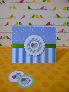 Convite+para+chá+de+bebê+ou+Convite+de+aniversário. R$ 4,03