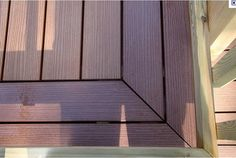 deck design - finishing edges