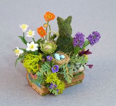 Good Sam Showcase of Miniatures: Celebrating Easter with Good Sam Dealers