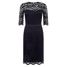 Buy Hobbs Albany Dress Online at johnlewis.com