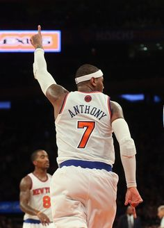 I know Knicks fans are conflicted about him - but I've always respected him!