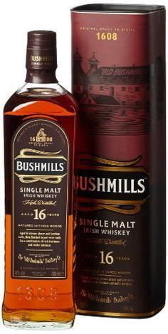 Bushmills 16. A Chuggs favourite.