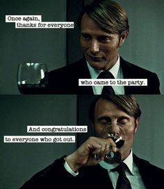 Hannibal. The last line though.