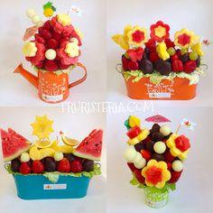Tiempo de Summer...refrescate con un ramo de frutas!!! #fruristeria