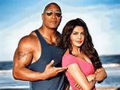 Actress Priyanka Chopra, who is all set to make her Hollywood debut with Baywatch, posted a special birthday wish for her co-star Dwayne 'The Rock' Johnson on social media. The actress shared an adorable picture with Dwayne Johnson from. Actress Priyanka Chopra, Priyanka Chopra Hot, The Rock Dwayne Johnson, Dwayne The Rock, Rock Johnson, Bollywood News, Bollywood Actress, Stars, Baywatch