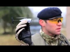 Black Hornet Nano Drone: Test for the Next Gen Army