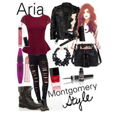 PLL: Aria Montgomery