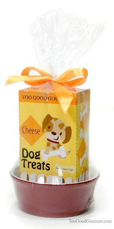 Too Good Gourmet Cheese Dog Treats toogoodgourmet.com #toogoodgourmet #petfood