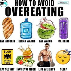 Repost KNOW – HUNGER CONTROL – Whats up guys! Hope you didnt get too crazy last night and are starting the week. Health Facts, Health And Nutrition, Health Fitness, Fitness Diet, Fitness Plan, Get Healthy, Healthy Tips, Healthy Habits, Healthy Food