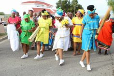 Pedi Traditional Attire, Sepedi Traditional Dresses, African Fashion Traditional, Traditional Wedding Attire, African Traditional Wedding, African Dresses For Women, African Print Dresses, African Attire, African Wear