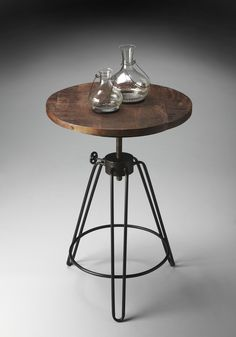 Roanoke Side Table - Captivating Combination on Joss & Main