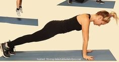 The Only 12 Exercises You Need to Get in Shape