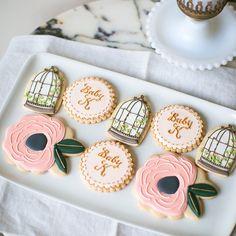 Baby Shower Cookies Sweet Kiera