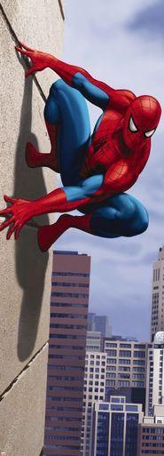 Spiderman 90 Degree Photomural