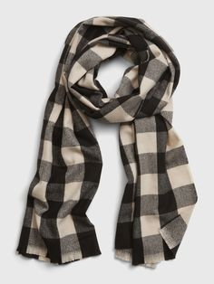 Cozy Scarf | Gap Cozy Scarf, Plaid Scarf, Old Fashioned Apple Crisp, Fashion Articles, Getting Cozy, Long Sweaters, Printed Skirts, Capsule Wardrobe