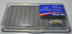 Thin Fly Box with Free Shipping