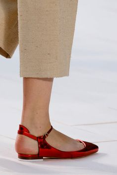 Detail from Chloé Spring 2013