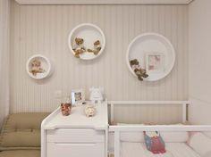 Vai decorar o quarto do bebê? Montar o quarto do bebê é algo especial para pais e mães. Trata-se de um momento em que a gestante transmite para o ambiente parte dos desejos que nutre pelo filho. Um...