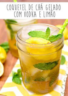 10 bebidas muito refrescantes para testar neste calor