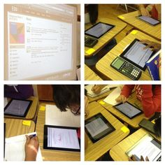 Using the iPad to go Paperless in the Classroom