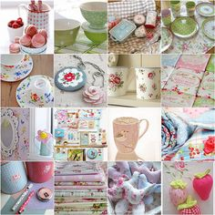 Greengate * Cath Kidston * Pip Studio * Tilda by ♥ ribonita & chocolat ♥ - busy oh so busy!, via Flickr