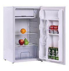 32 cubic feet compact single reversible door mini cabinet with internal freezer adjustable temperature ideal