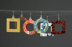 Paper Julep Earrings - Hoops