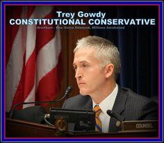 Trey Gowdy 2016.......Love Him!!!--Wish he would consider it. He'd have my vote--Cruz/Gowdy or Gowdy/Cruz....my wish.