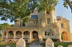 Terrell Castle in San Antonio, Texas
