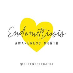 It's the first day of Endometriosis Awareness Month! Ladies please feel free to share and repost - let's spread the word and create more awareness for our #endocommunity. ✨ .⠀ .⠀ .⠀ #endometriosis #theendoproject #endostory #myendostory #endometriosisawareness #adenomyosis #pelvicpain #chronicillness #invisibleillness #womenshealth #endosisters #endostrong #endocommunity #endowarrior