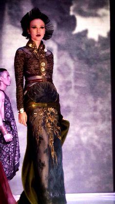 JFFF AWARDS feat Deden Siswanto @DenSiswanto 'Culturecstatic'  @JFFF_Info from my  #PathFashionReport #tenun #ikat #bali #fashion #indonesia #jfff #jf3 #dedensiswanto #appmi Bali Fashion, Kebaya, Ikat, Awards, Culture, Inspiration, Clothes, Dresses, Design