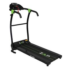 ZAAP Pro Motorized Electric Treadmill with Adjustable Manual Incline. - Fitness and LifeStyle Incline Treadmill, Home Treadmill, Electric Treadmill, Running On Treadmill, Treadmill Workouts, Exercise Machines For Home, Running Machines, Workout Machines, Treadmills For Sale