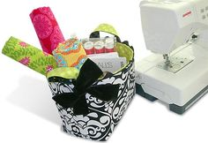 Structured Fabric Basket