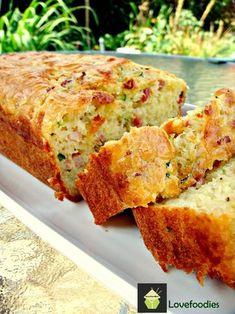 Bacon & Cheddar Zucchini Bread - Add more zucchini instead of bacon, some serrano and cilantro..