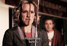 """When Anya and Andrew held it down. 