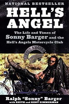 Hell's Angel: The Life and Times of Sonny Barger and the Hell's Angels Motorcycle Club: Sonny Barger, Keith Zimmerman, Kent Zimmerman: 9780060937546: Amazon.com: Books Hells Angels, Sonny Barger, Films Cinema, The Secret World, Motorcycle Clubs, Biker Clubs, Motorcycle Humor, Thing 1, Entertainment