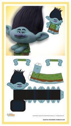 how to create a troll