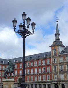 Plaza Major - Madrid, Spain