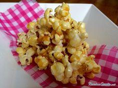 Aprende a preparar palomitas dulces con esta rica y fácil receta.  Las palomitas maíz por lo general se consumen saladas, pero las dulcesles encantas tanto a los...