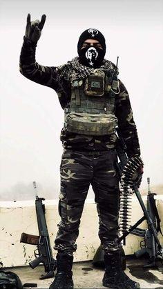 Türk Turkish Military, Turkish Army, Turkish Men, Military Guns, Military Art, Turkish Soldiers, Military Special Forces, Army Wallpaper, Ww2 Tanks