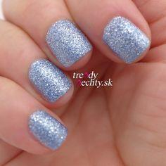 Blue nails, nail art. Nail design, Gabriella Salvete Azzurro 08